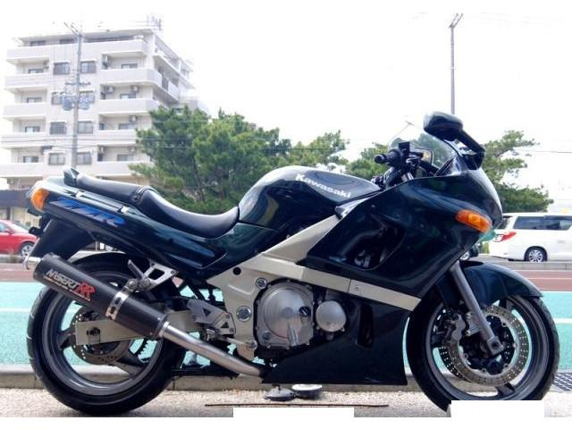 カワサキ ZXR400