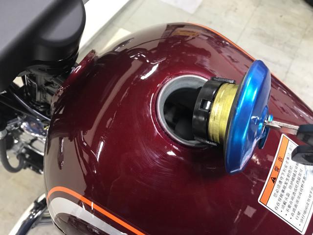 *燃料満タンで10L入ります