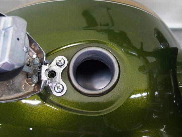 *燃料タンクは満タンで13L入ります