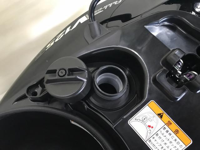 *燃料満タンで6、3L入ります