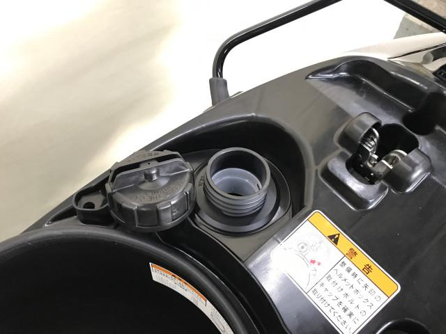 *燃料満タンで6L入ります