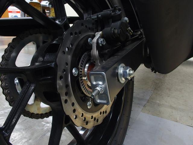 *後輪ペタルタイプディスクブレーキ装備