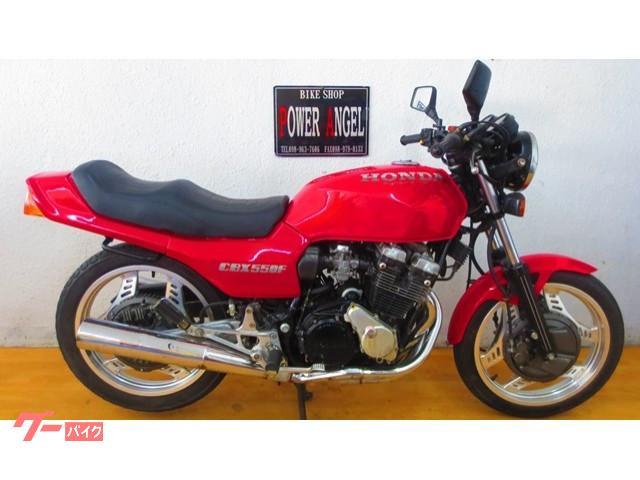 ホンダ CBX550F