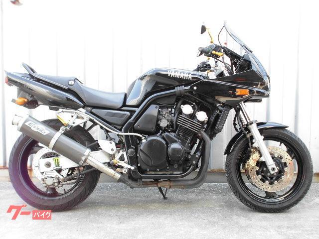 ヤマハ FZ400物件画像