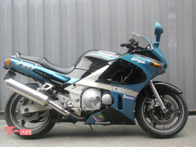 カワサキ ZZ−R400物件画像