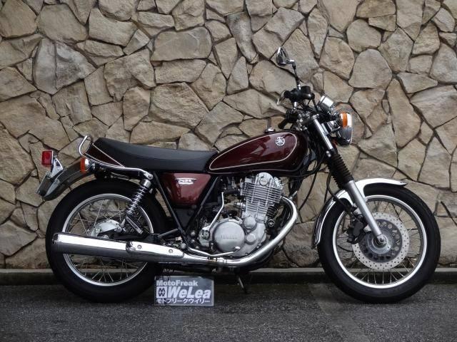 ヤマハ SR400 ワンオーナー 国内モデル