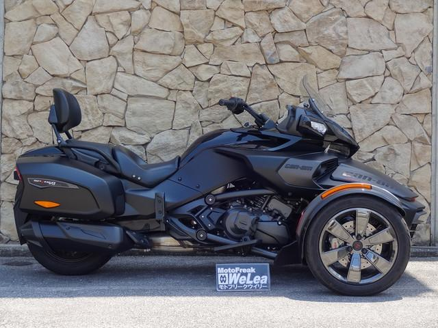 BRP can−am SPYDER F3 LIMITED