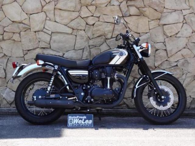 カワサキ W800スペシャルエディション
