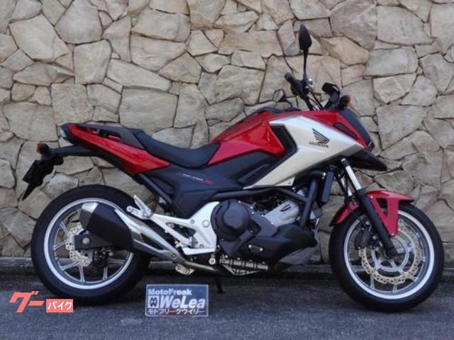 ホンダ NC750X DCT