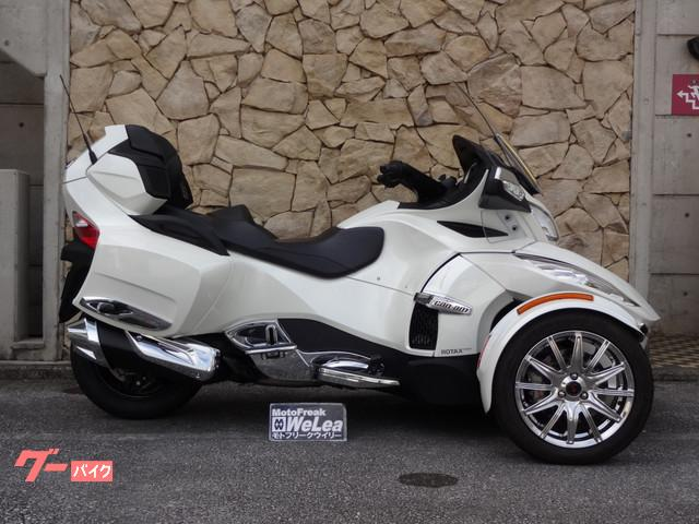 BRP can−am SPYDER RT LIMITED物件画像