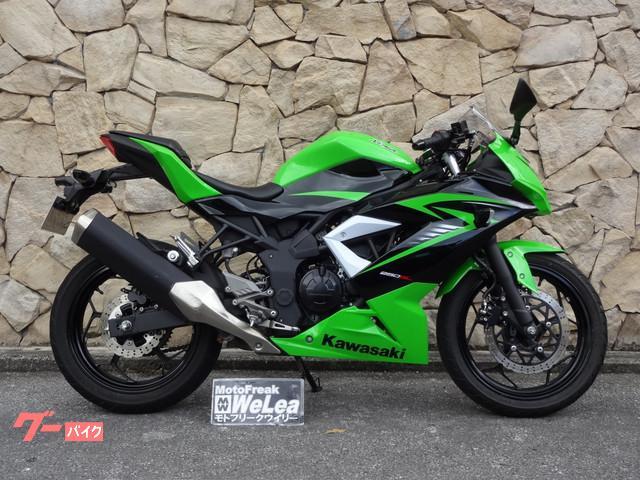 カワサキ Ninja 250SL物件画像