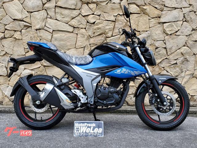 スズキ GIXXER  150