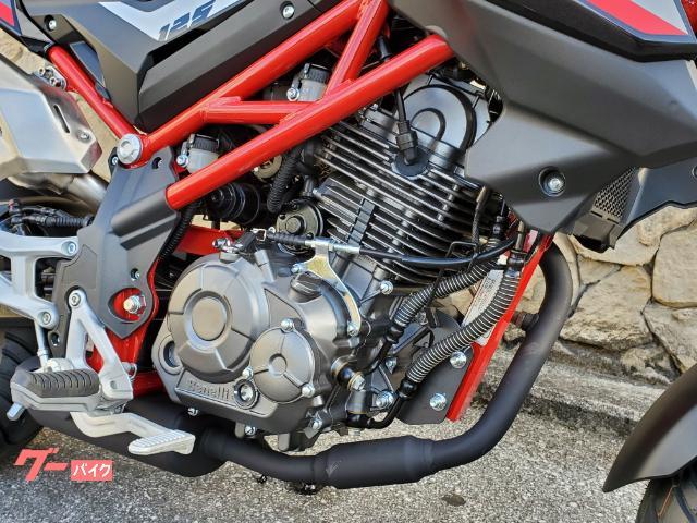 油冷エンジン!走りの5速です。