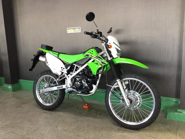 カワサキ KLX150