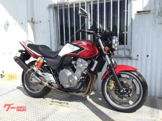 ホンダ CB400Super Four VTEC Revo