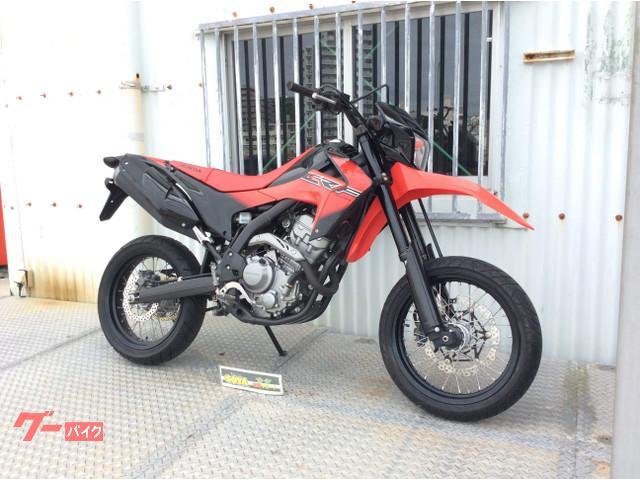 ホンダ CRF250M