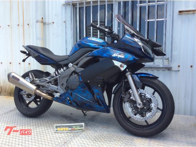 カワサキ Ninja 650物件画像