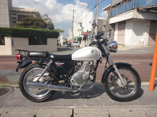 スズキ ST250 Eタイプ