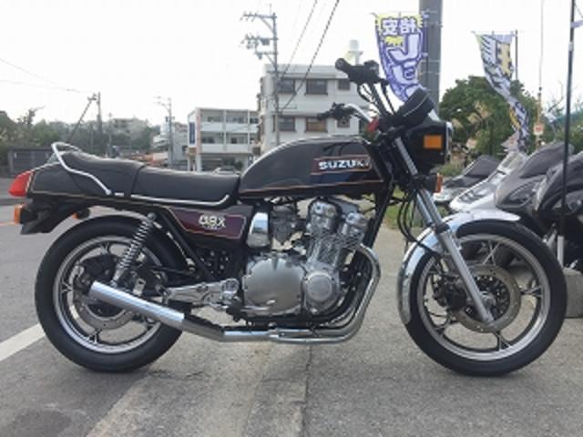 スズキ GS750E