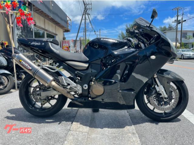 カワサキ Ninja ZX−12R マグホイール オーリンズ ブレンボマスター
