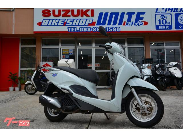 大容量トランクの原付二種スクーターといえばホンダリード!125ccでパワフル!