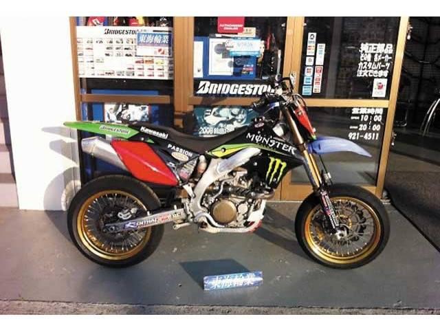 カワサキ KX450F
