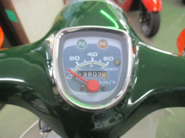 走行13804km