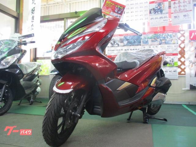 ホンダ新車JF81,PCX125,燃費もよく通勤通学爽快!