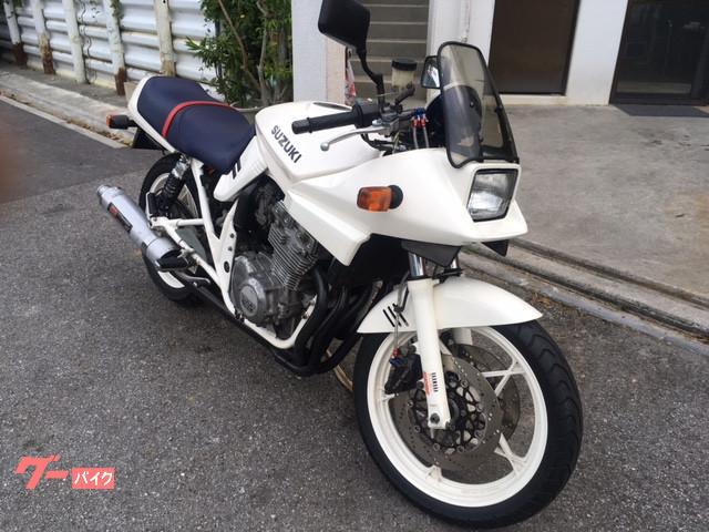 スズキ GSX400S KATANA