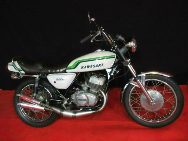 カワサキ 250SS