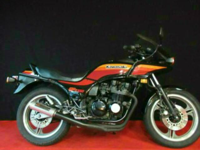 カワサキ GPZ550