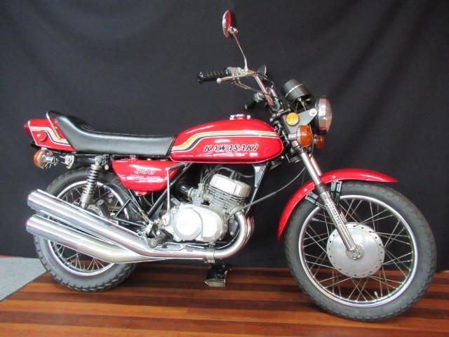 カワサキ 350SS 初期型