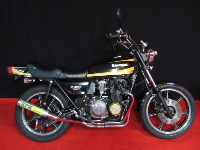 カワサキ Z400J