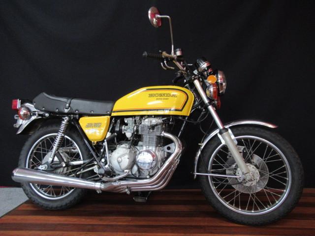 ホンダ CB400F(408cc)