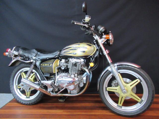 ホンダ CB400Tファイヤーカラー