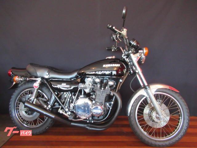 カワサキ KZ1000 黒豆Z1ルック