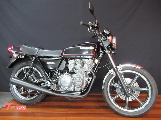 カワサキ KZ550