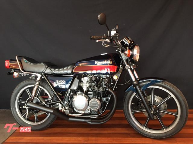 カワサキ Z550FX