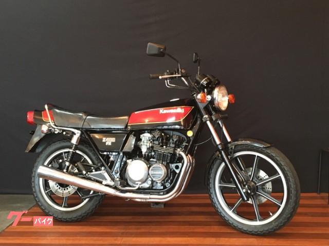 カワサキ Z400FX E4B物件画像