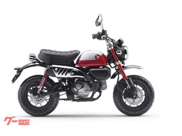 ホンダ モンキー125 ABS 新型エンジン 5速ミッション LEDヘッドライト