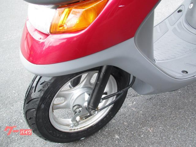 タイヤは安心の為に新品をつけております。