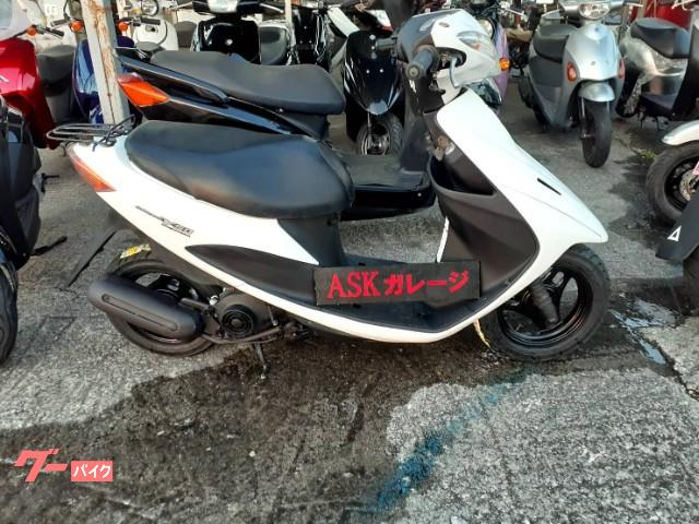 スズキ アドレスV50