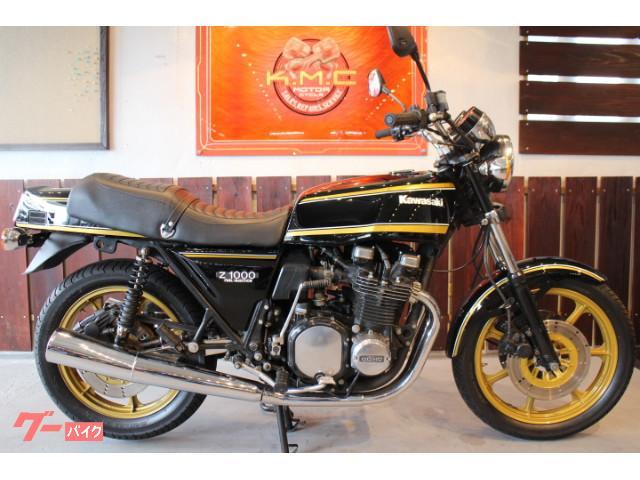 カワサキ Z1000MKIIインジェクションモデル オリジナル