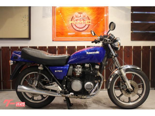 カワサキ Z750FXII物件画像