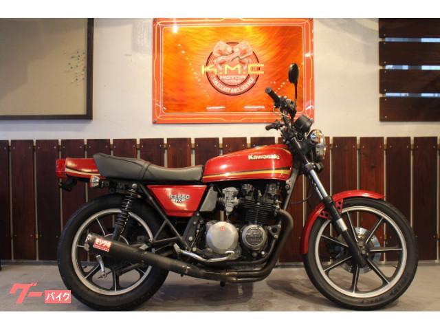 カワサキ Z550FX A2物件画像