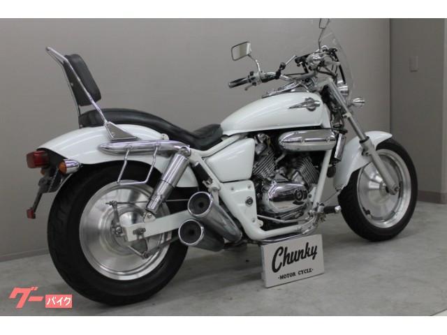 250ccアメリカン。