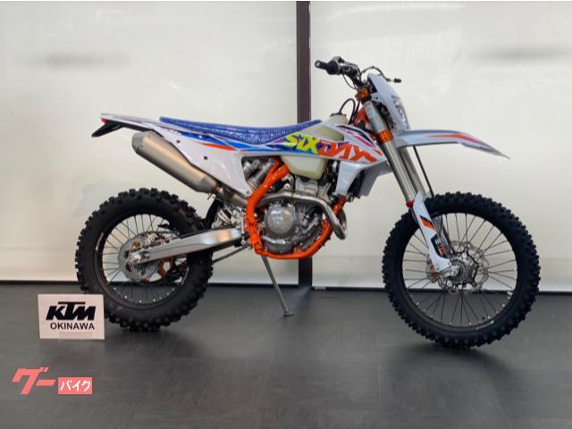 KTM 250EXC−F SIXDAYS
