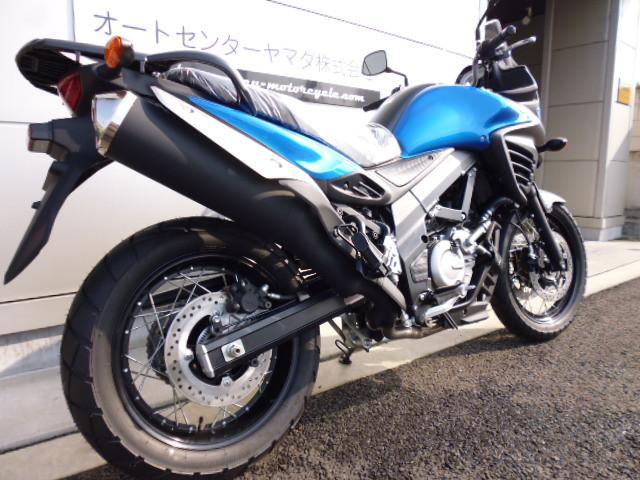 スズキ V-ストローム650XT 2015の画像(愛知県
