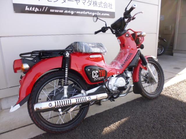 ホンダ クロスカブ110の画像(愛知県