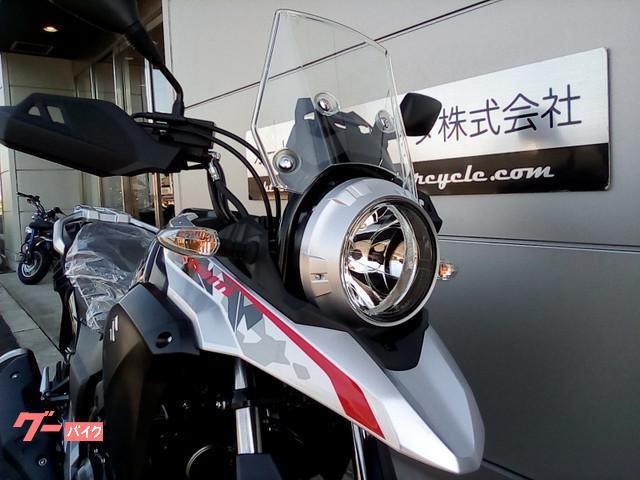 スズキ V-ストローム250ABSの画像(愛知県